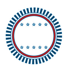 united states of america seal vector image