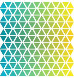 Geometric background triangle background vector