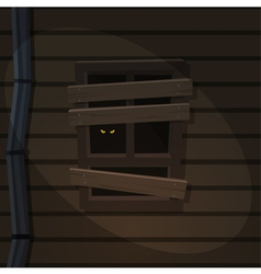 Secret Window vector image