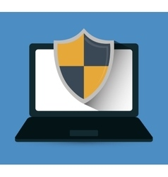 Technology Security Systems vector