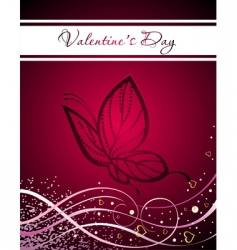 valentines illusatration vector image