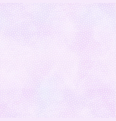 fabric dot purple color pattern vector image