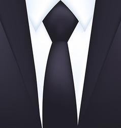 Tuxedo background vector image