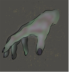 Decaying hand vector