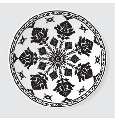 Ethnic ornament pattern vector