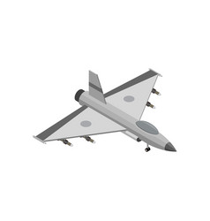 military air forces icon vector image