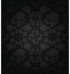 floral ornamental background vector image vector image
