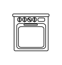 Home appliance design vector