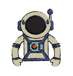 Suit space astronaut image vector