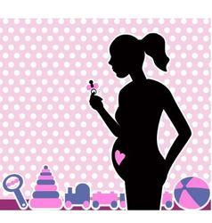 Pregnancy-toys vector