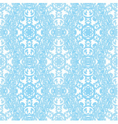 Ornamental pattern asian seamless texture vector