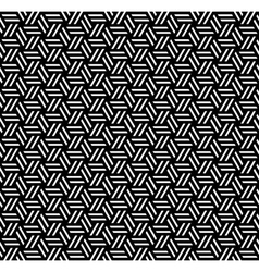 Seamless geometric op art texture vector
