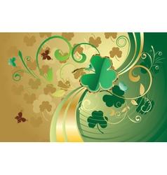 St Patricks Day Design2 vector