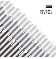 Oblique lines gray black random tinted lines vector