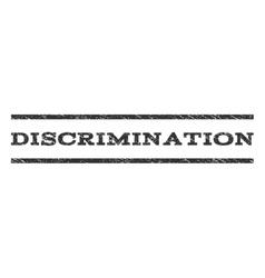 Discrimination watermark stamp vector