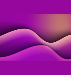 fluid colors background vector image