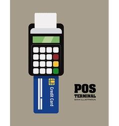 Pos design vector