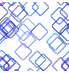Seamless square background pattern vector