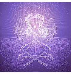 The meditation vector