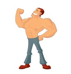 Muscleman vector