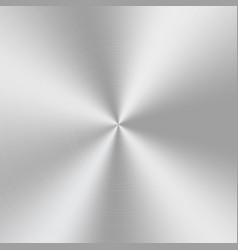 Silvery cone gradient vector