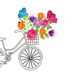 spring time design vector image