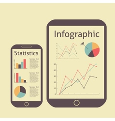 Tablet info vector