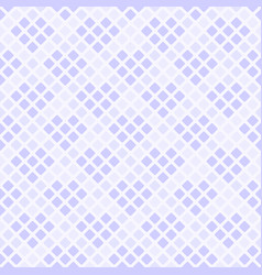 Violet diamond pattern with hearts seamless vector