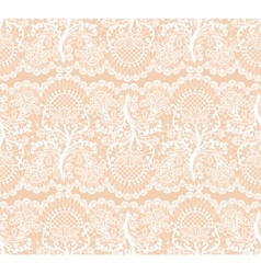 seamless lace patterns vector image vector image