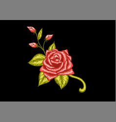 Embroidery vector