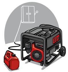 Power generator vector