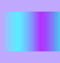 Blue gradient metal plate vector