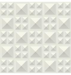 Plastic rectangles Geometry texture vector image vector image