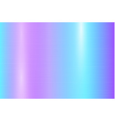 Blue metallic gradient with highlights vector