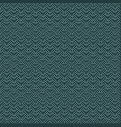 dark blue scales background poster vector image