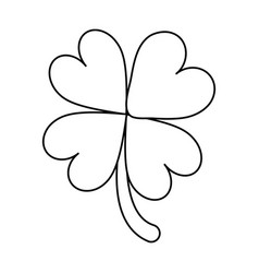 saint patricks day icon image vector image