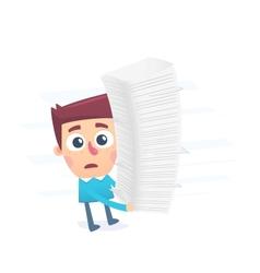 Bureaucracy complicates the process vector