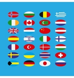 the world vector image