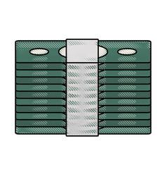 bill vector image vector image