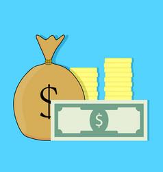 Finance concept vector