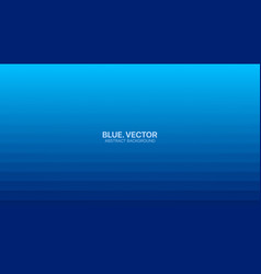 minimalist deep blue abstract background 3d vector image