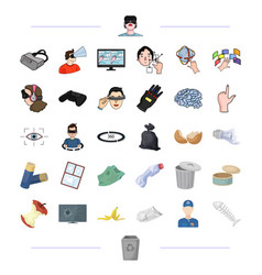 Urn technology computer and other web icon in vector