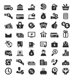 48 Business Icons vector