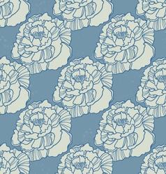 Spring Rampage seamless pattern vector image