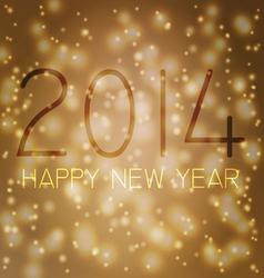 2014 vector image vector image