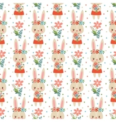 Lovely childish wallpaper in vector