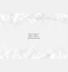 White background in abstract style vector