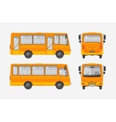 Autobus photo 1 vector