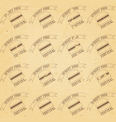 raft recycled paper vector image vector image