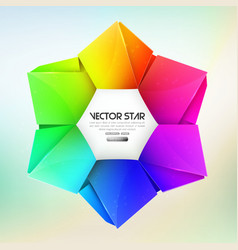 star vector image vector image